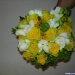 žlut.růže-frezie 002